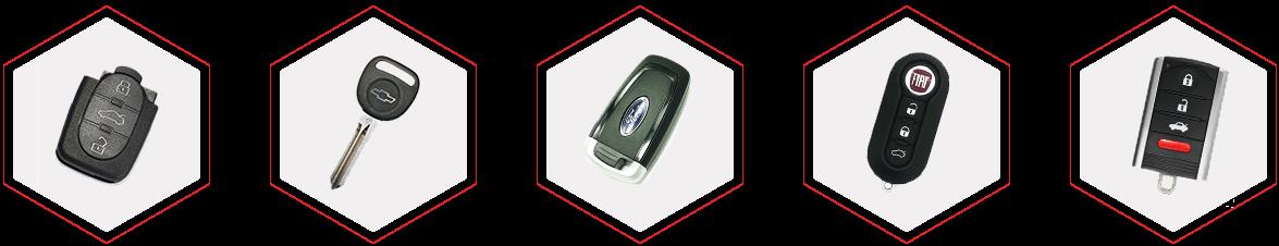 Auto Locksmith Keys
